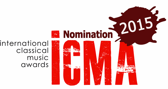 International Classical Music Awards 2015 Nomination